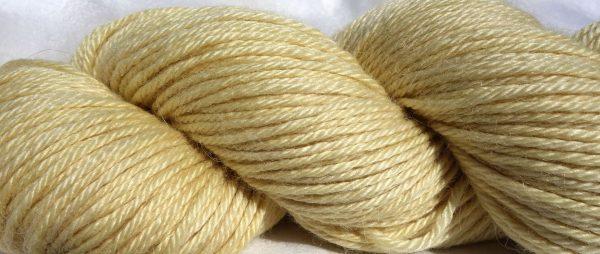 Laine alpaga, soie, cachemire. Teinture dahlia. 1429-1430-1431