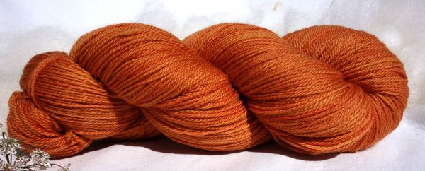 Laine mérinos superwash - garance - 1601-1610