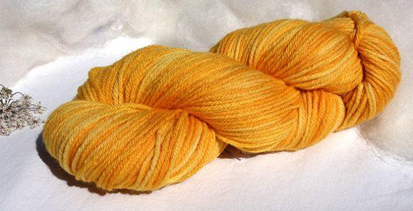 Laine mérinos superwash - coreopsis - 1617